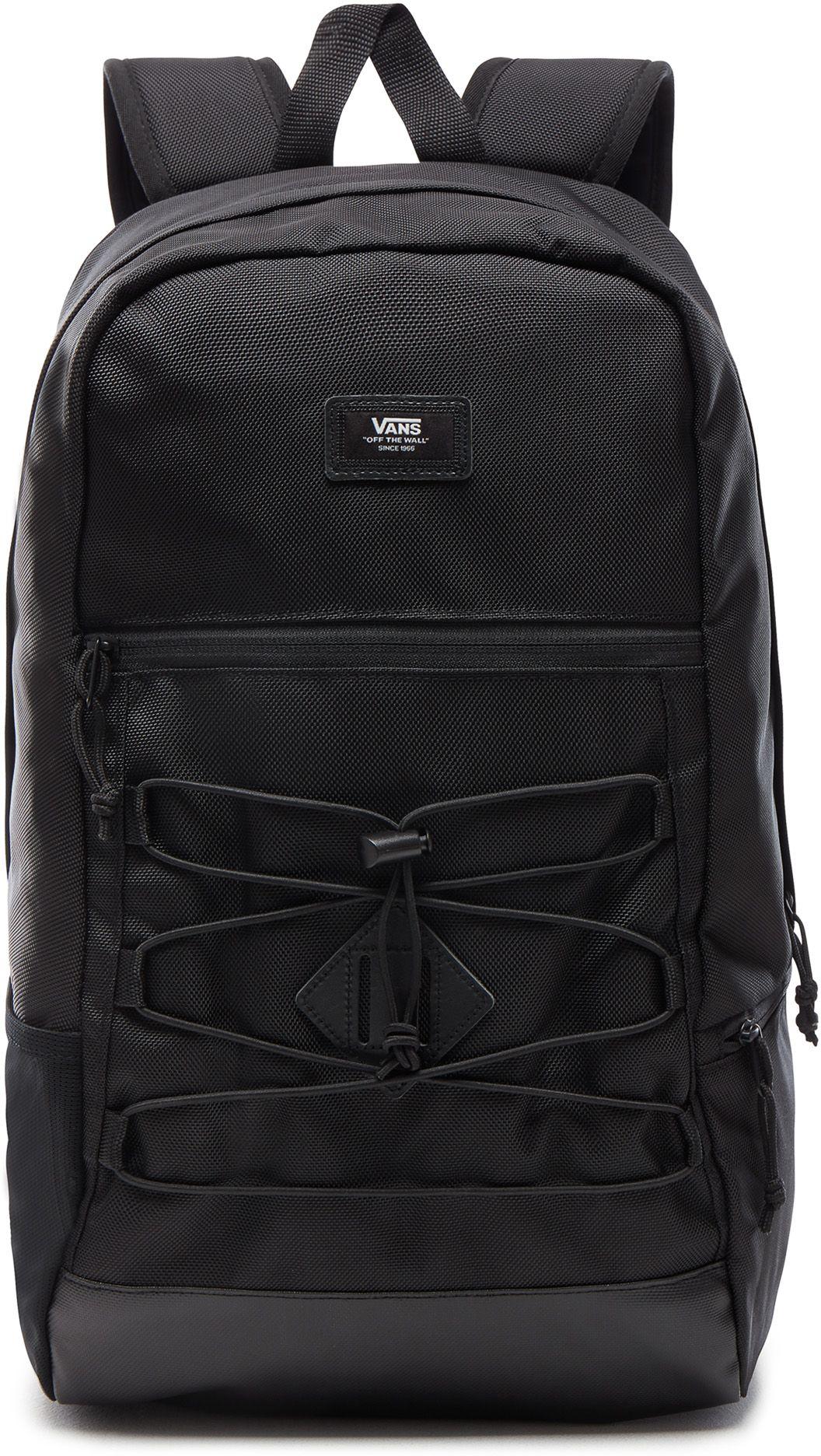 7fe856d5db batoh vans SNAG PLUS BACKPACK Black