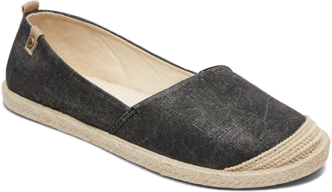 42c854e042 dámské boty roxy FLORA II Black3 - BK3