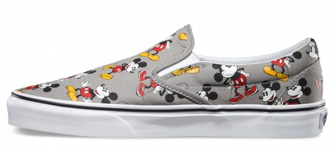 Vans Boty Mickey Mouse