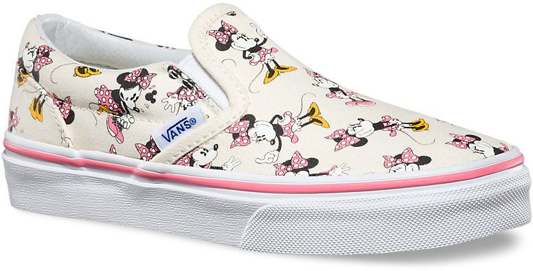 Vans Disney Boty