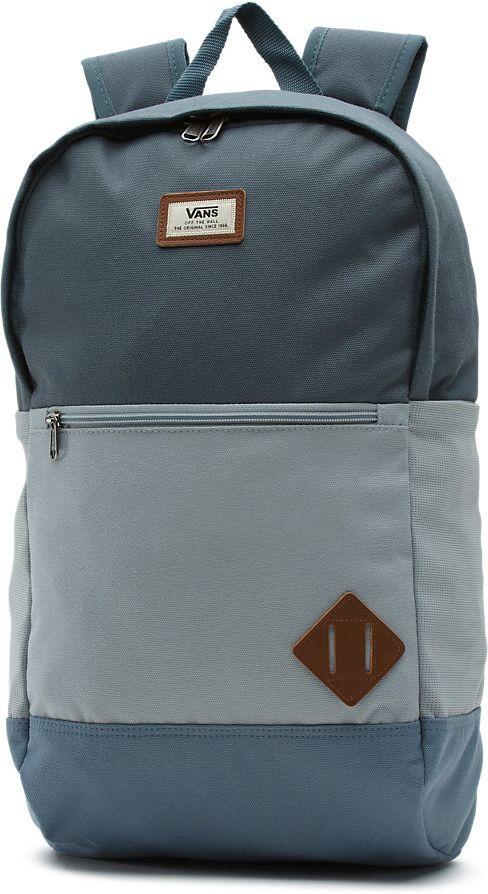 5774cc2e5f pánský batoh vans VAN DOREN III BACKPACK Dark Slate