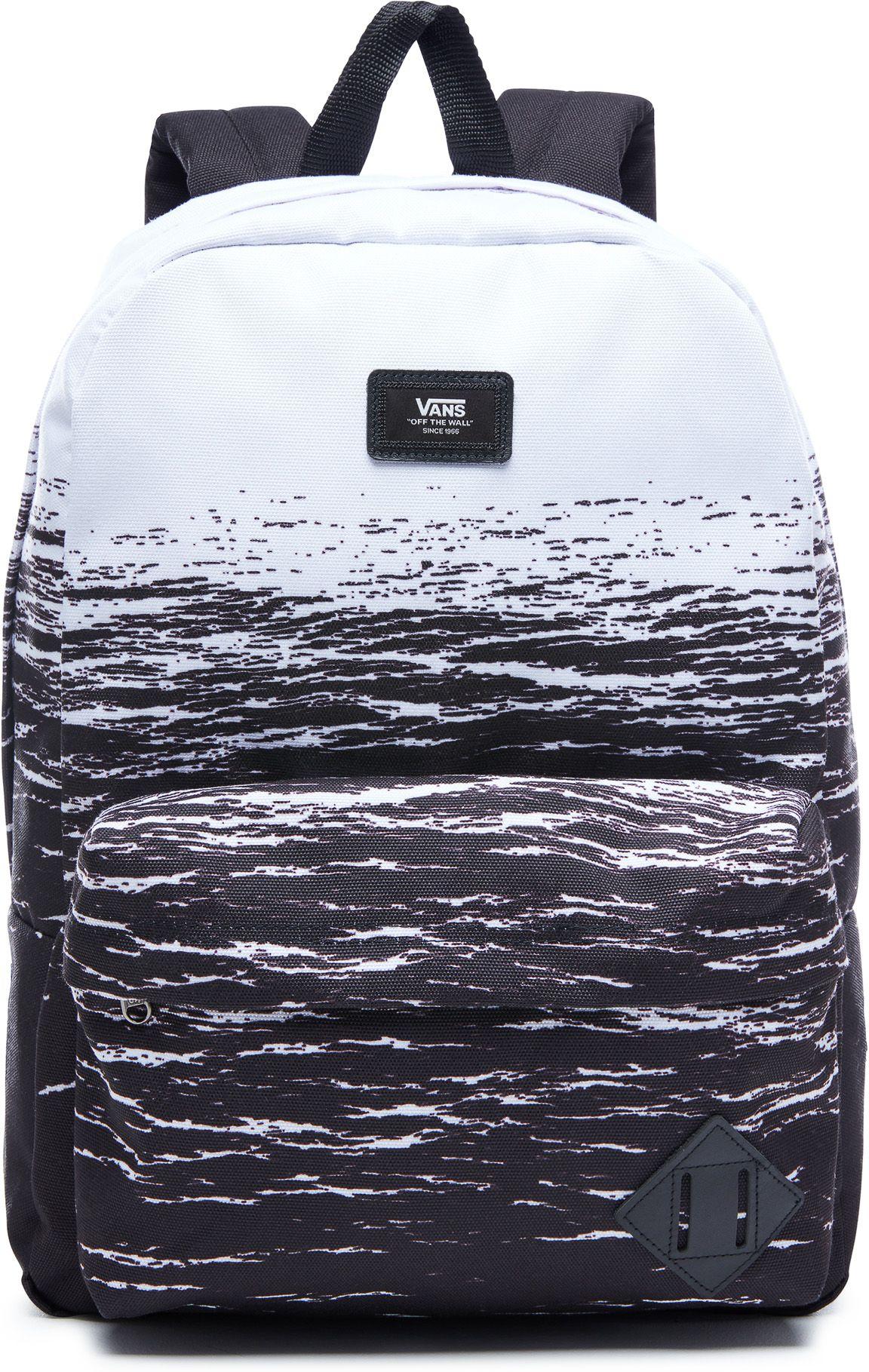 c0cfdb2a68 batoh vans OLD SKOOL II BACKPACK White Dark Water