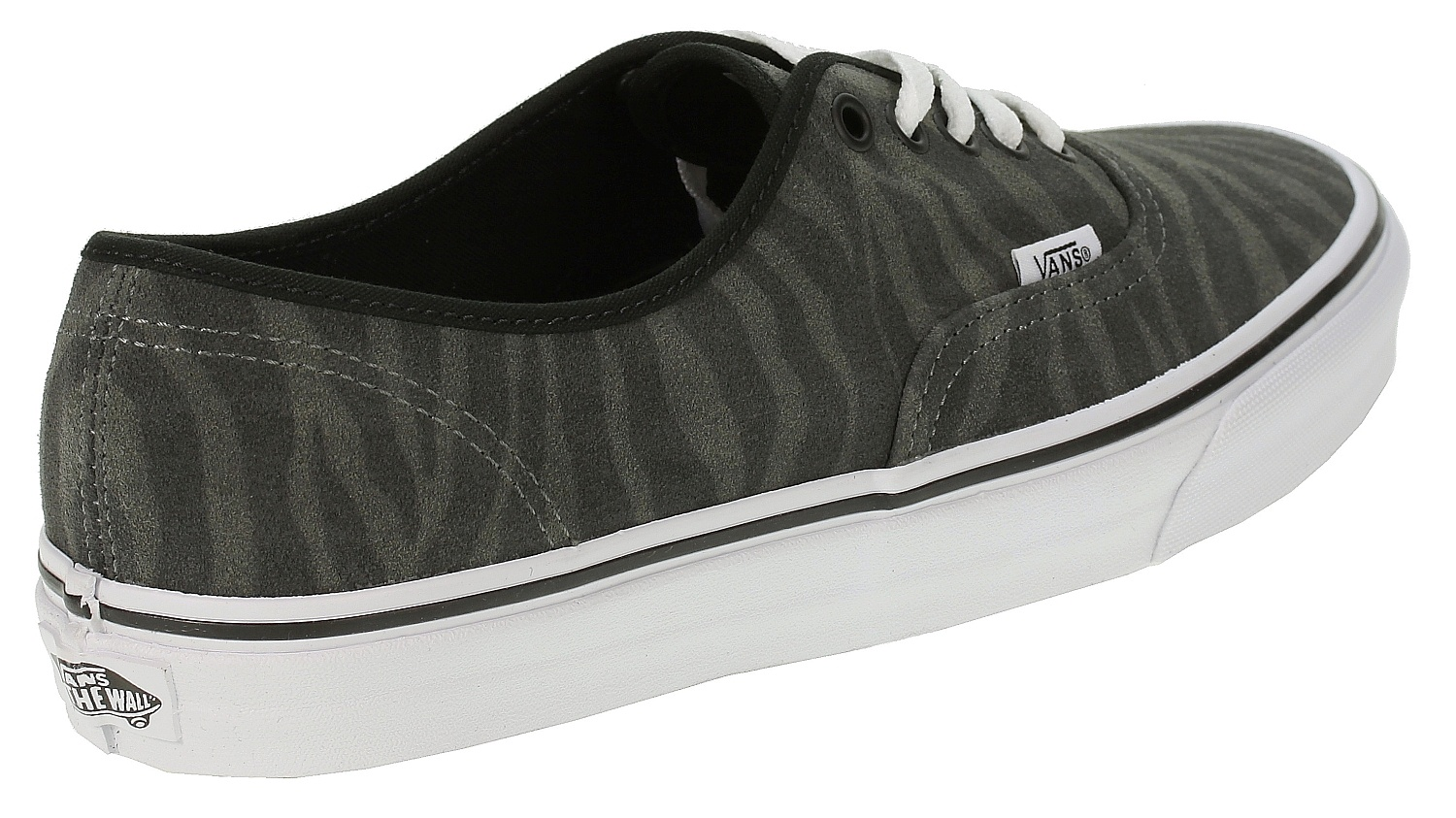 Boty Vans Slip-on - Suede/Zebra/Black