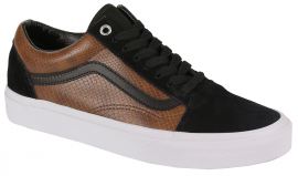 OLD SKOOL (Snake) Black/Brown