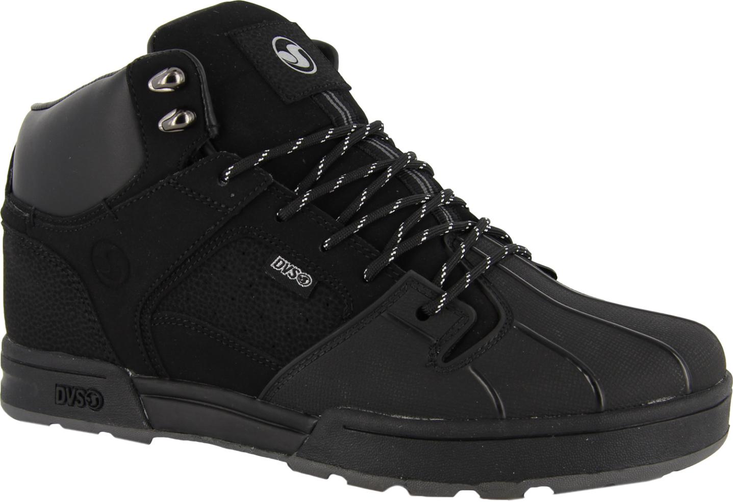 pánské zimní boty DVS D/S/ WESTRIDGE BLACK NUBUCK