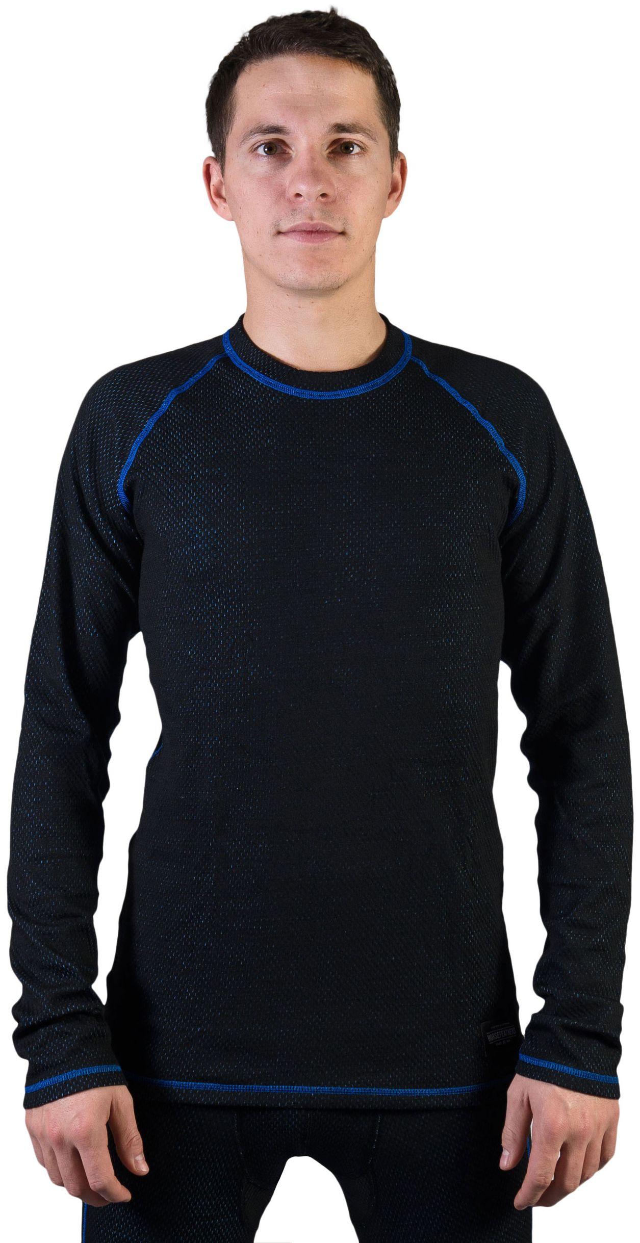 pánské termoprádlo HORSEFEATHERS ROYAL (blue)