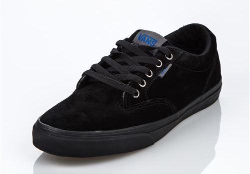 pánské zimní boty VANS WINSTON (MTE) Black/Pewter