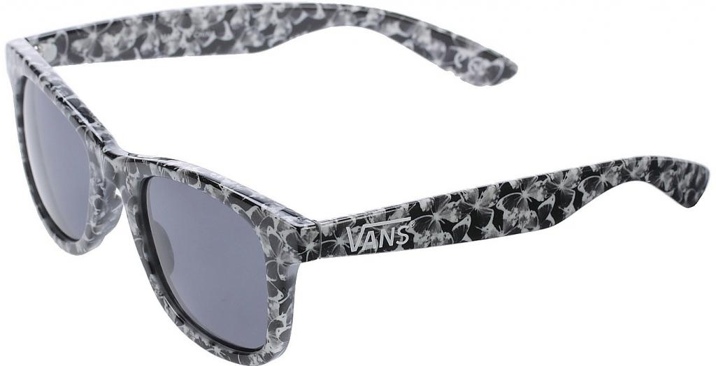 dámské sluneční brýle VANS JANELLE HIPSTER Butterfly Black