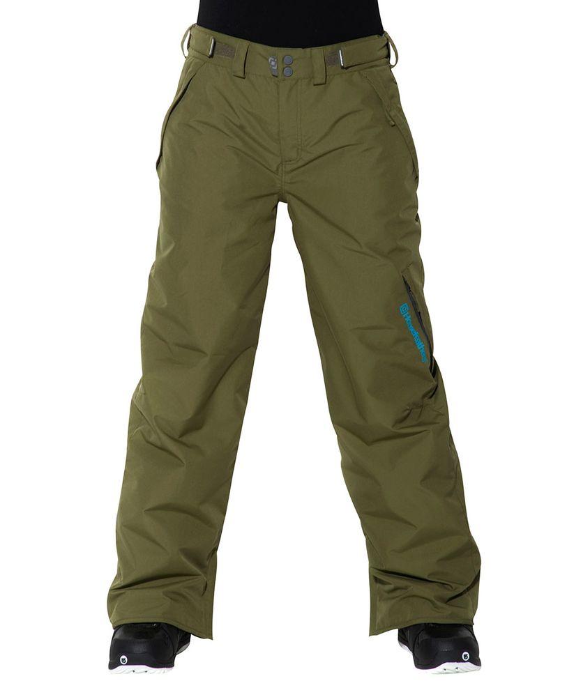 dámské kalhoty HORSEFEATHERS GATRIA PANTS (olive)