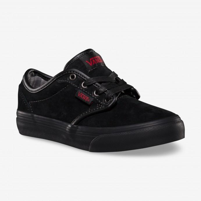 dětské zimní boty VANS ATWOOD (MTE) Black/Black