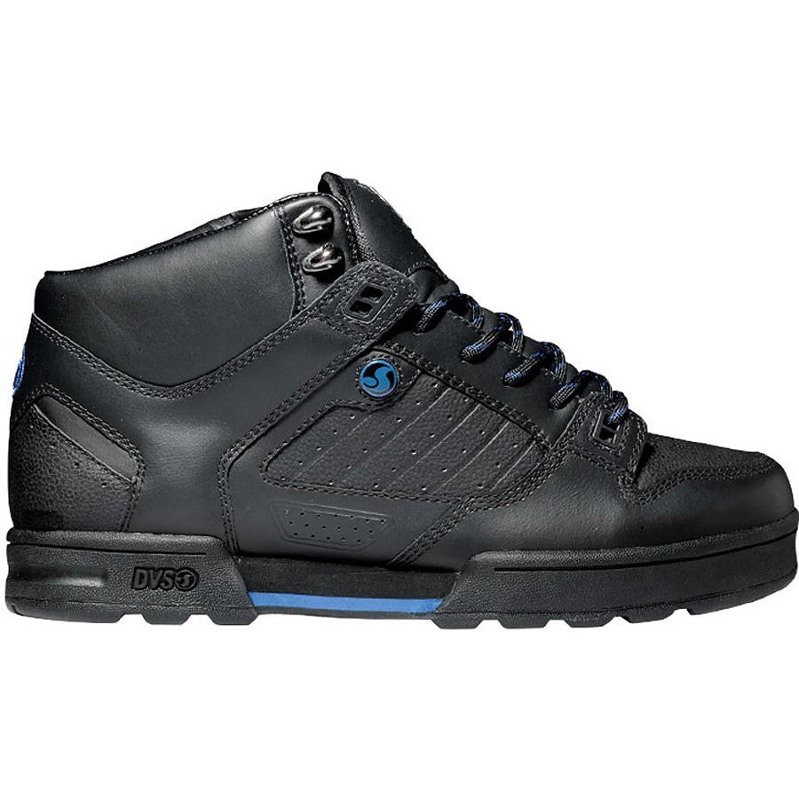 pánské zimní boty DVS Militia boot,black leather snow
