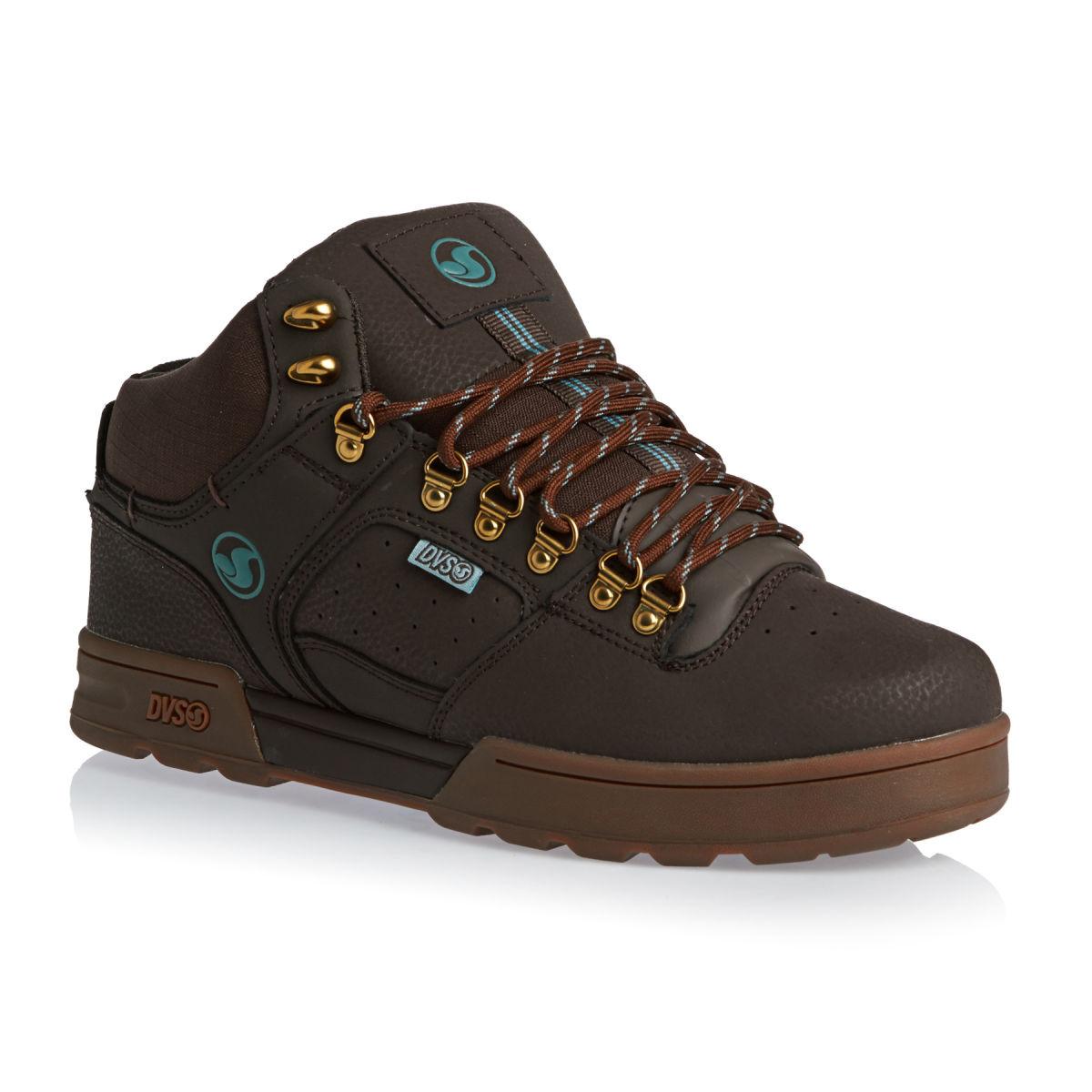 pánské zimní boty DVS WESTRIDGE Brown/Gum Nubuck Snow