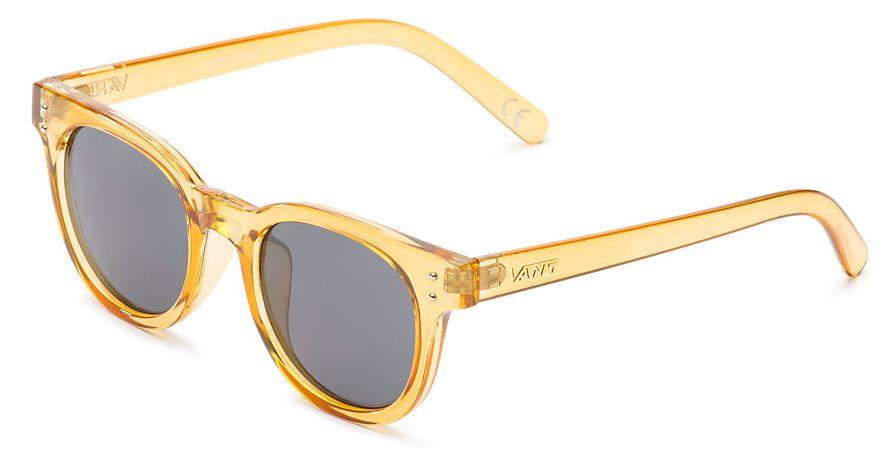 pánské sluneční brýle VANS WELBORN SHADES Clear Honey
