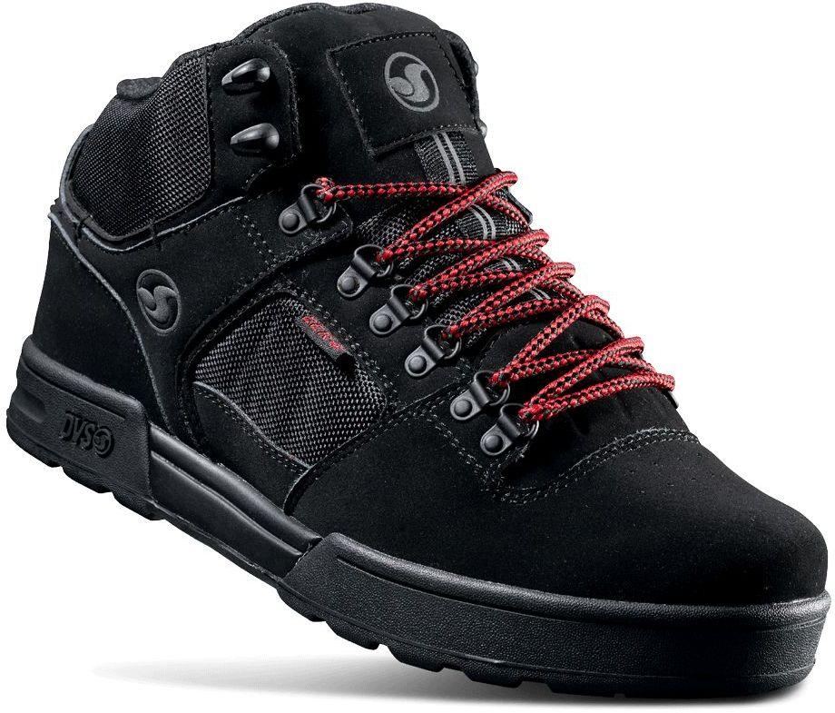 pánské zimní boty DVS WESTRIDGE BLACK BLACK TRUBUCK