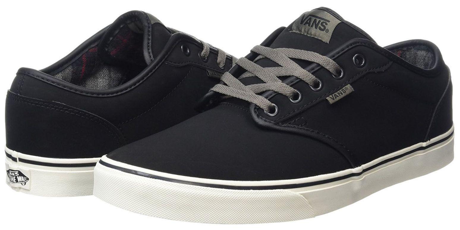 pánské zimní boty VANS ATWOOD (MTE) Flannel/Black/Bungee