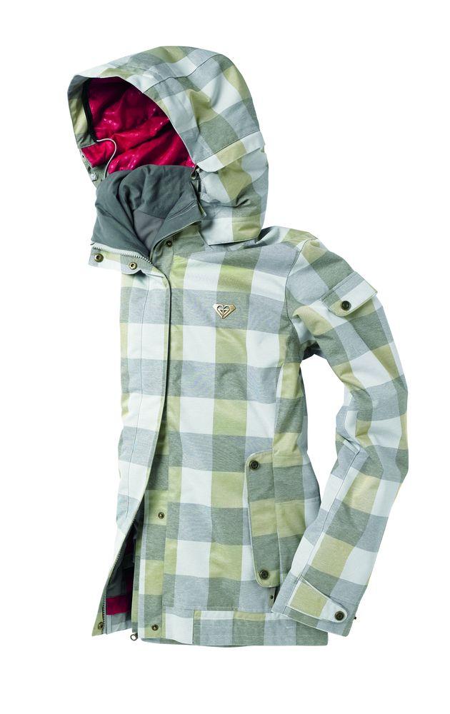 dámská zimní bunda ROXY TORAH ORCHARD JK