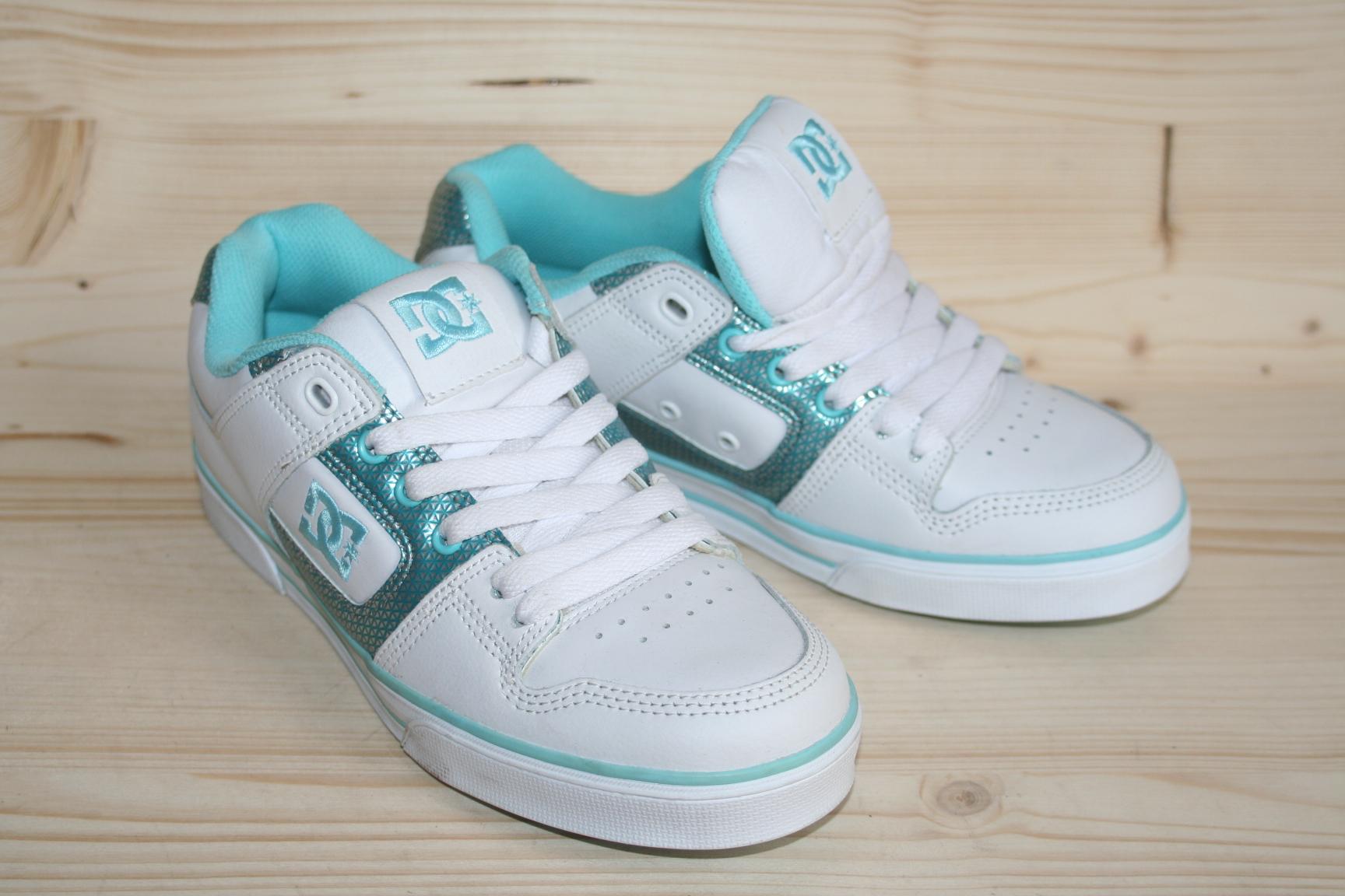 dámské boty DC Pure Shoes S157