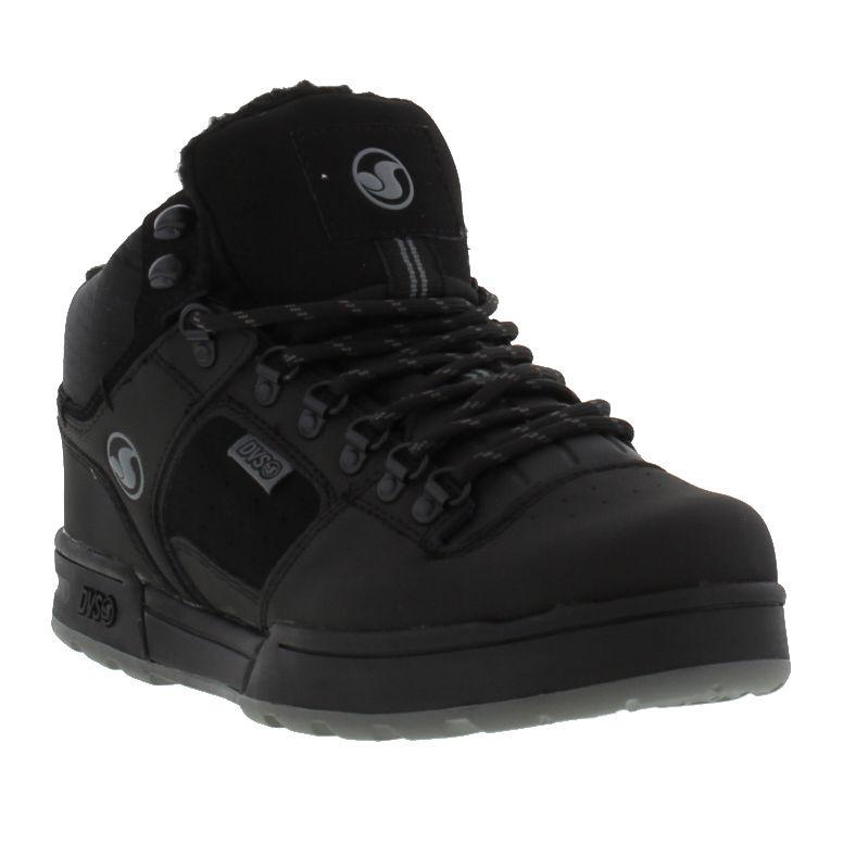 pánské zimní boty DVS WESTRIDGE Black/Grey LTR Snow