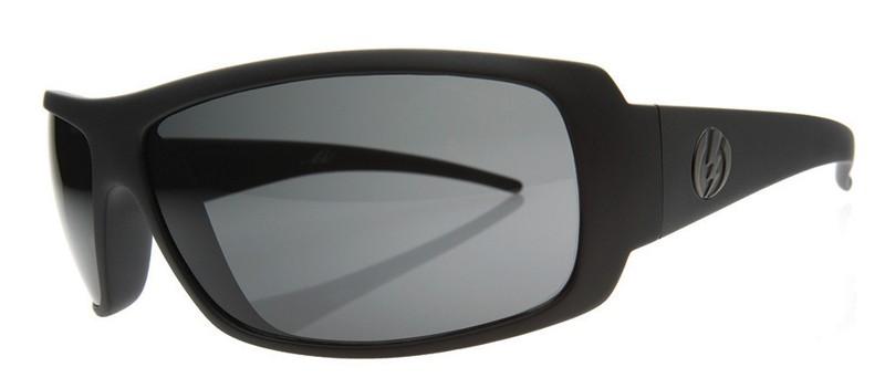 sluneční brýle ELECTRIC CHARGE XL MATTE BLACK GREY