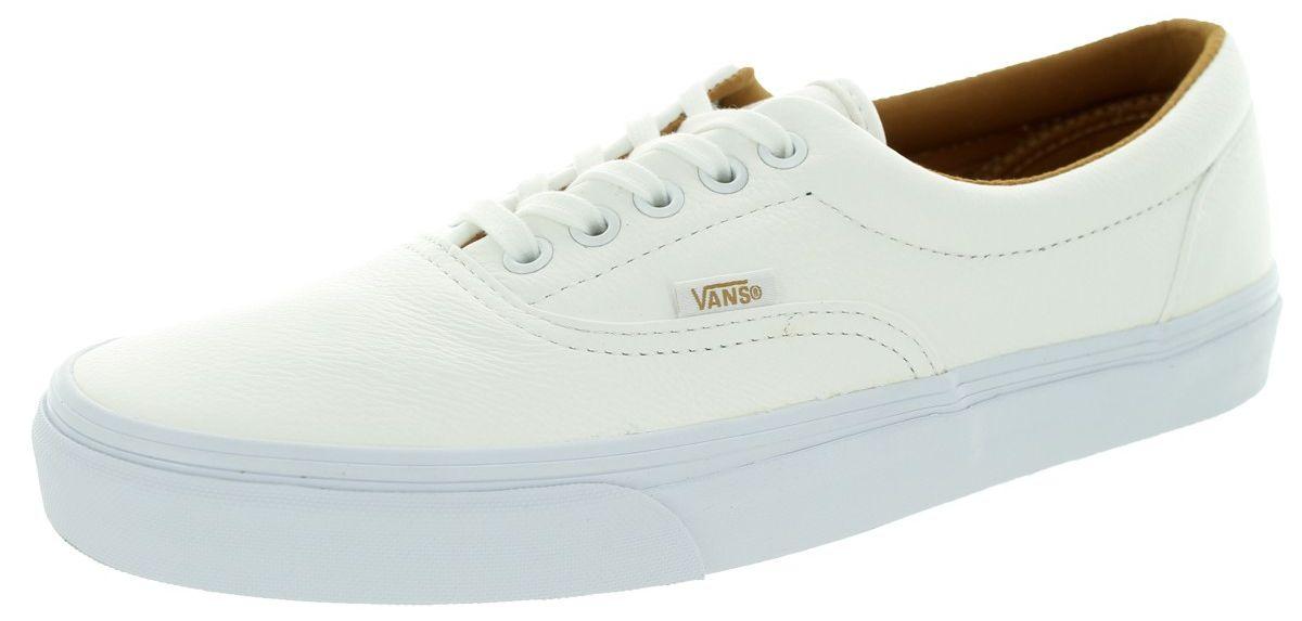 pánské boty VANS ERA (Premium Leather) True White