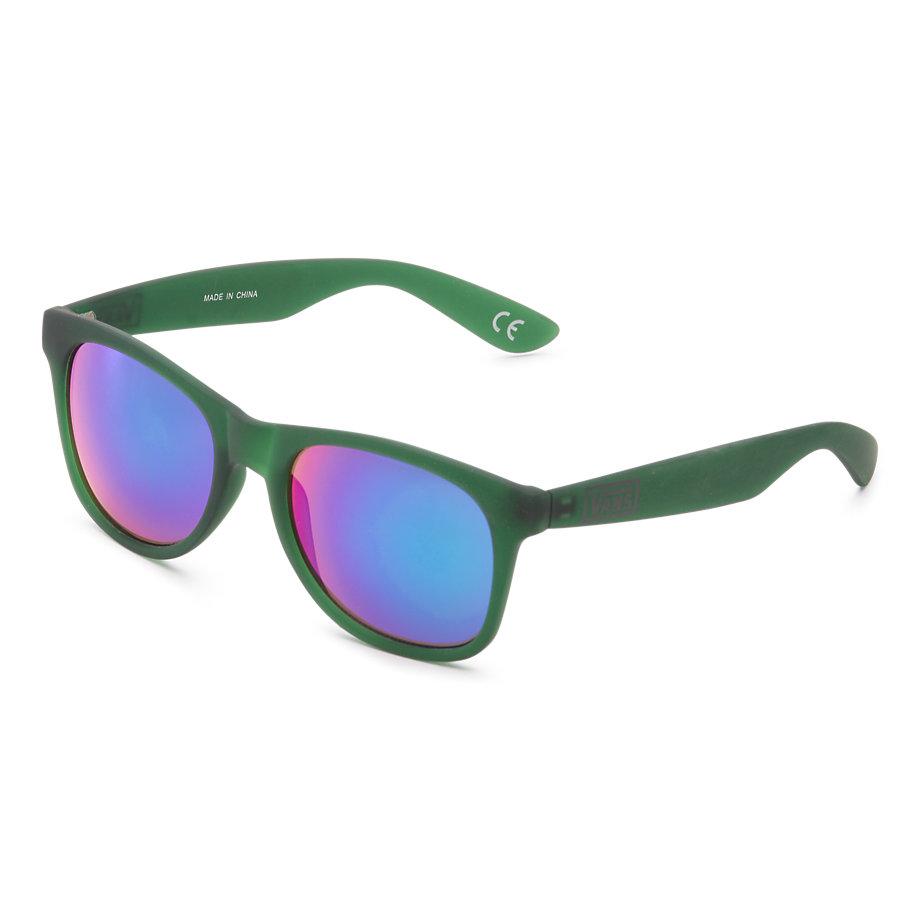 pánské sluneční brýle VANS SPICOLI 4 SHADES Pine Frosted Translucent