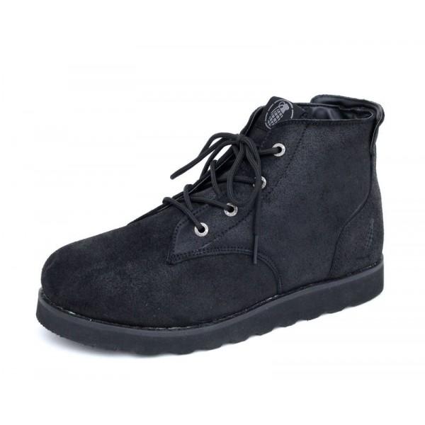 pánské zimní boty GRENADE DESERT STORM BLACK