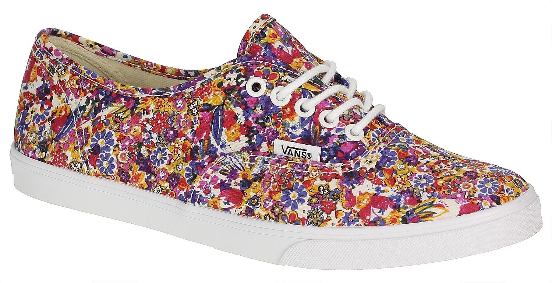 dámské boty VANS AUTHENTIC LO PRO (Ditsy Floral) Purple