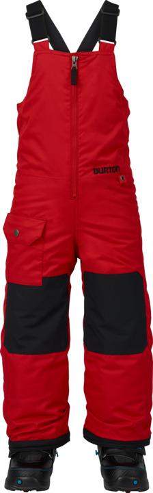 dětské zimní kalhoty BURTON MS MAVEN BIB PT PROCESS RED