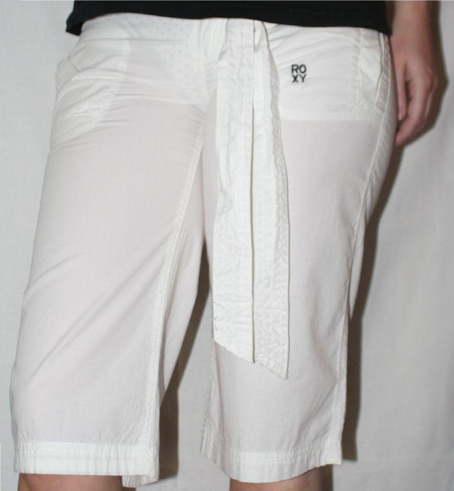 dámské kalhoty ROXY White
