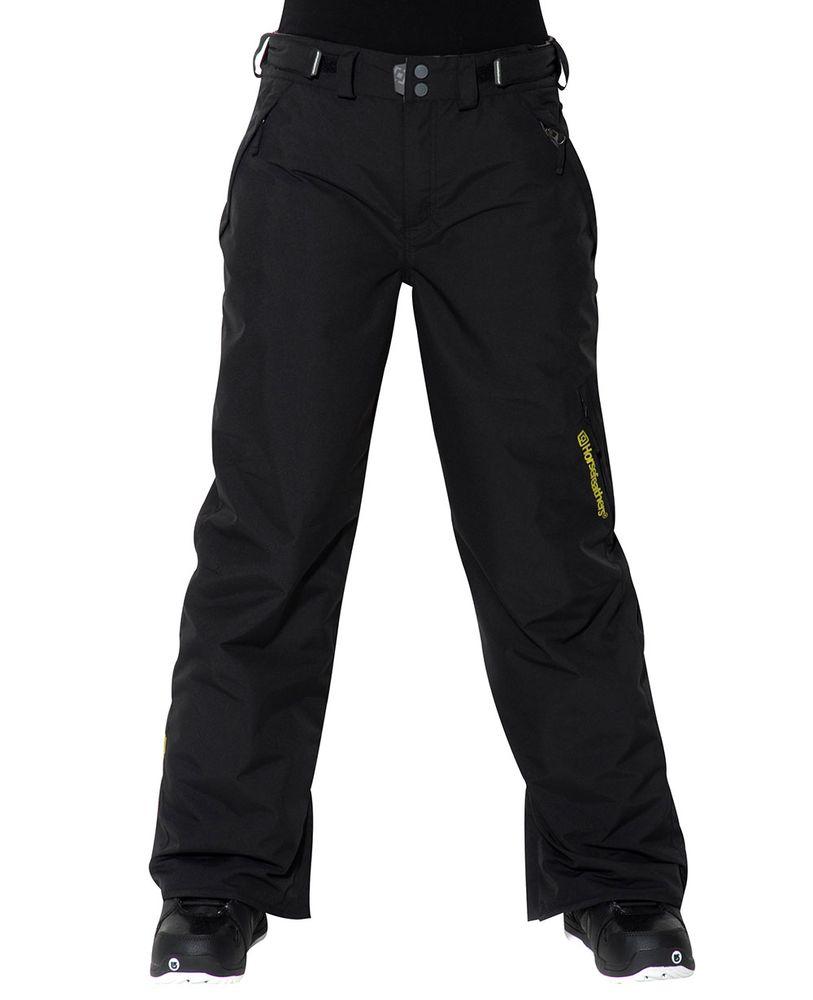 dámské kalhoty HORSEFEATHERS GATRIA PANTS (black)