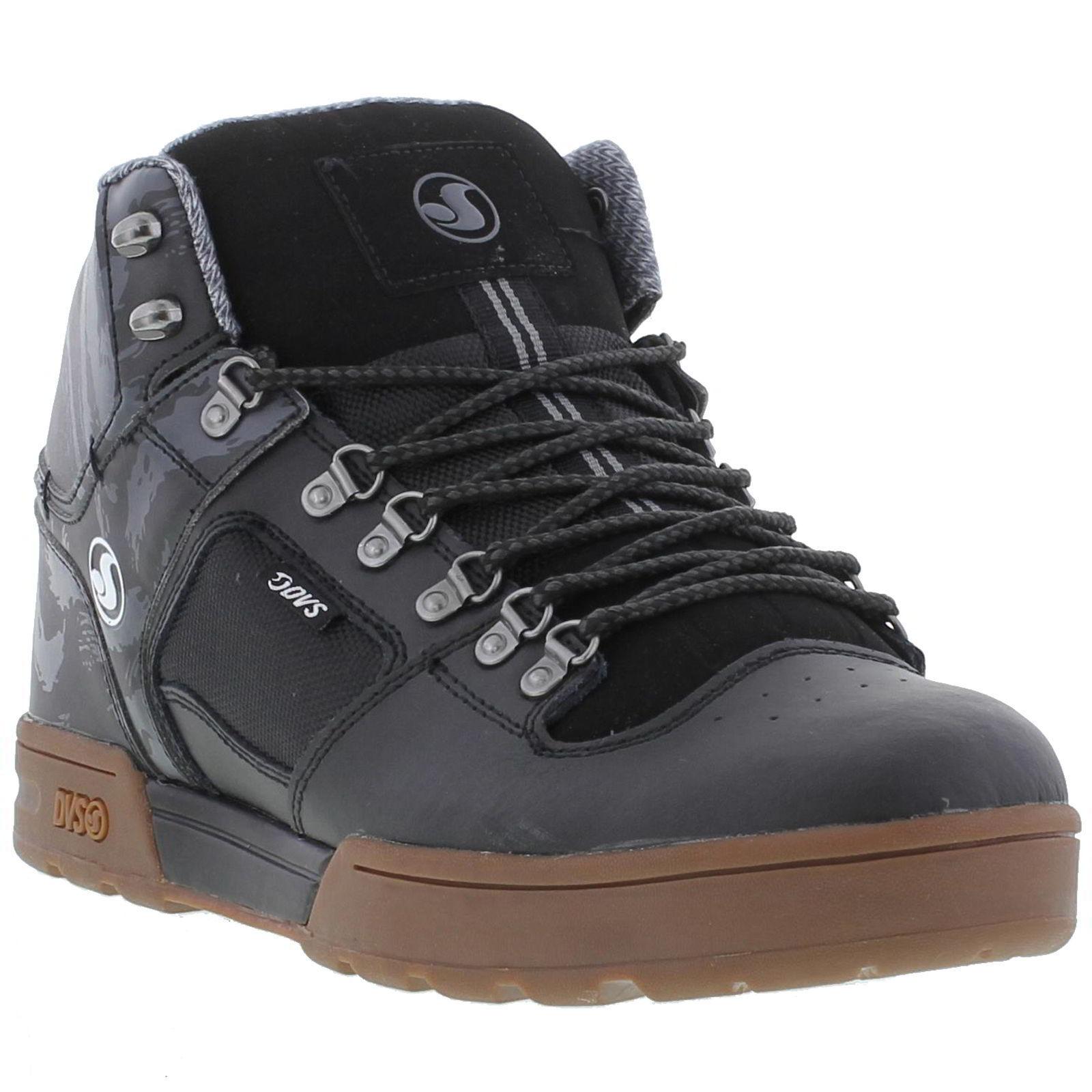 pánské zimní boty DVS WESTRIDGE BLACK CAMO GUM