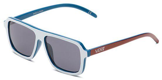 pánské sluneční brýle VANS EVRAY SHADES Marshmallow/Racing Red