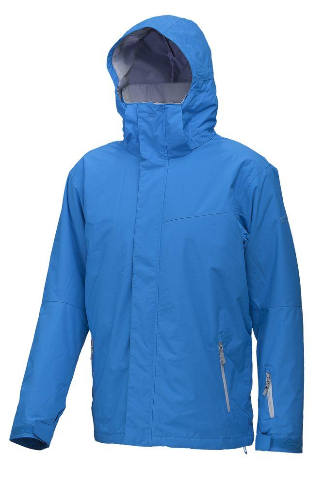 pánská zimní bunda QUIKSILVER NEXT MISSION PLAIN INS JKT BLUE