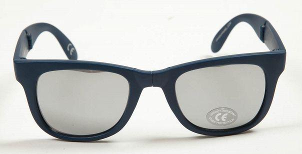 pánské sluneční brýle VANS FOLDABLE SPICOLI Clear Frosted P