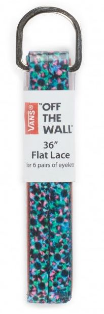 tkaničky VANS LACES (Floral Mix) Black
