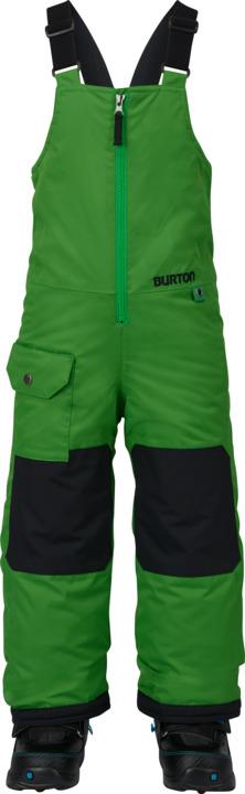 dětské zimní kalhoty BURTON MS MAVEN BIB PT SLIME
