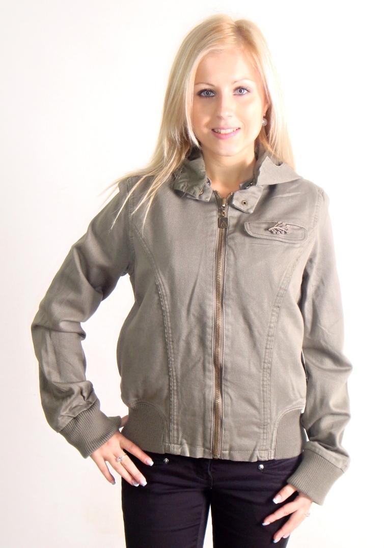 dámská bunda MATIX Matix jacket khaki