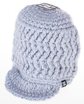 dámská zimní čepice s kšiltem DC Soffty