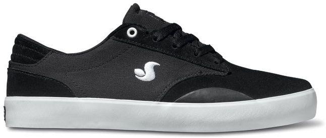 pánské boty DVS DAEWON 14 BLACK WHITE