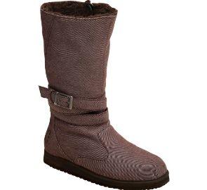 dámské zimní boty DC HIGH RISE
