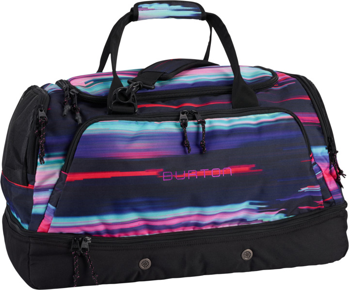 cestovní taška BURTON RIDERS BAG 2.0 GLITCH PRINT
