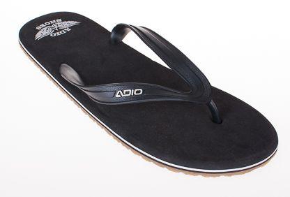 pánské žabky ADIO Adio black