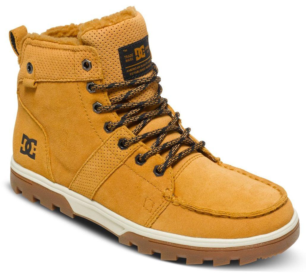 pánské zimní boty DC WOODLAND M BOOT WEW