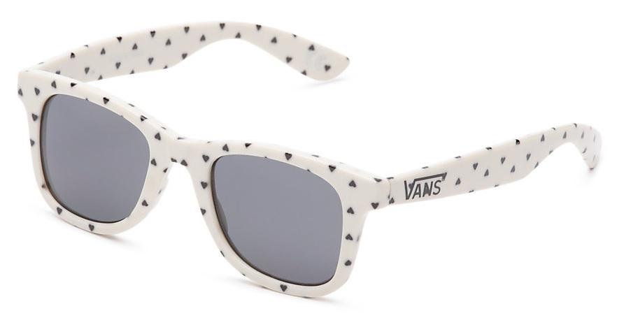 dámské sluneční brýle VANS JANELLE HIPSTER SUNGLASSES Classic White