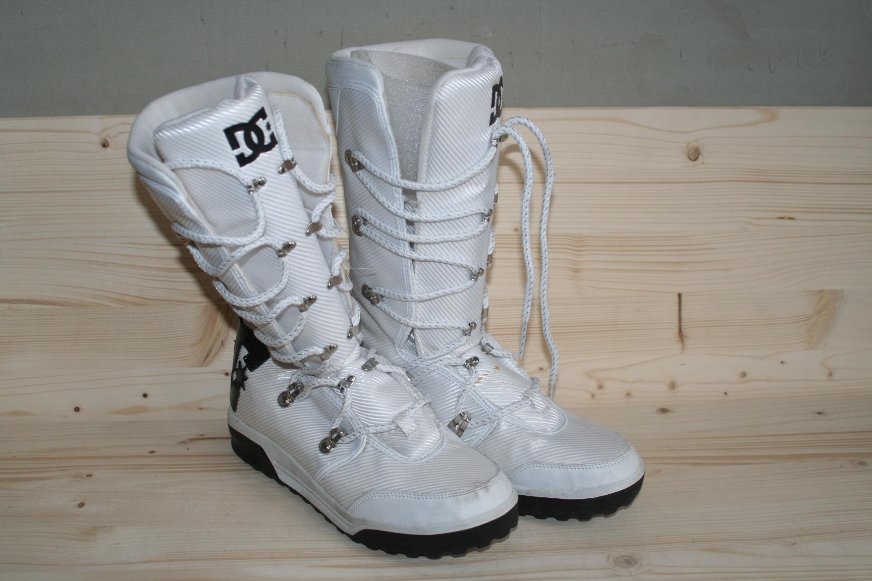 dámské boty DC Shoes S158