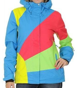 dámská zimní bunda ROXY SUNLIGHT JK BLUE