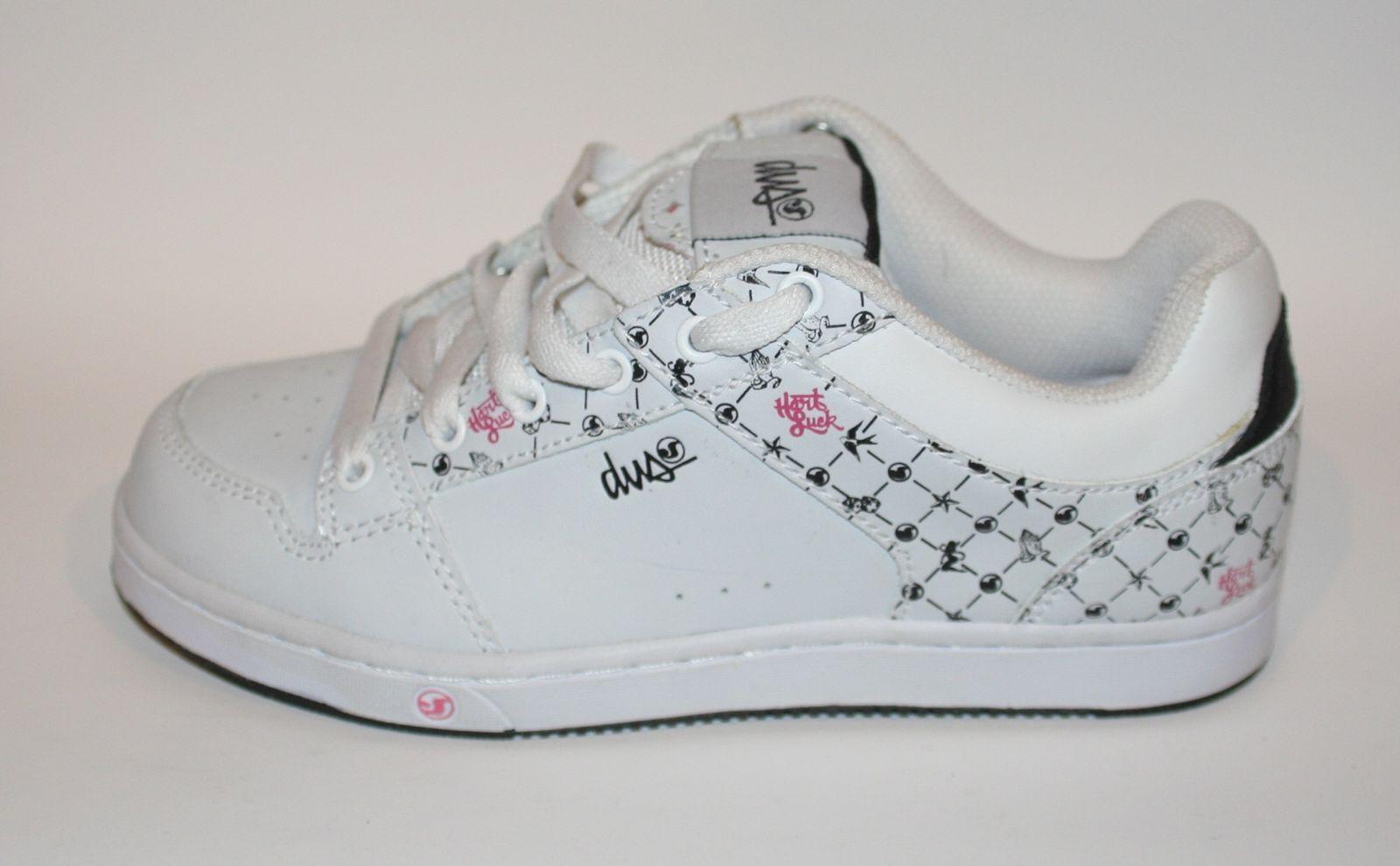 dámské boty DVS Gracie women white dip hart