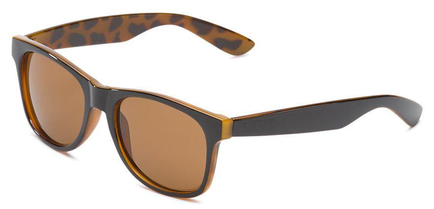 pánské sluneční brýle VANS SPICOLI 4 SHADES Black/Honey Tort Clear