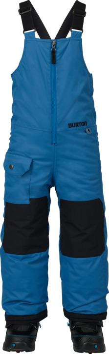 dětské zimní kalhoty BURTON MS MAVEN BIB PT GLACIER BLUE