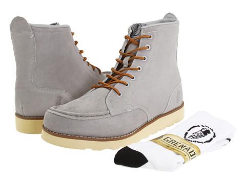 pánské zimní boty GRENADE URBAN TREKER GRAY